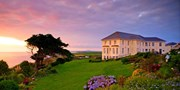 £99 & up -- Deluxe Cornwall Spa Hotel Stay w/Meals, Was £230