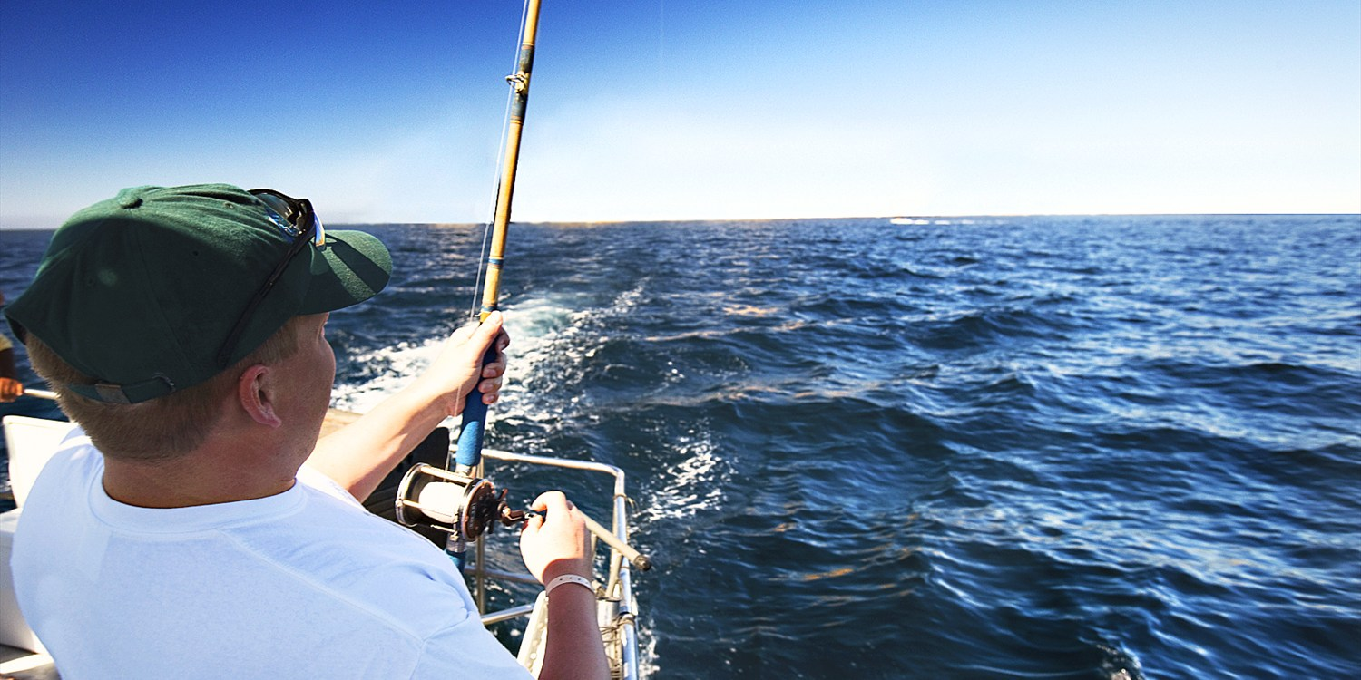 $59 -- Point Pleasant Fishing Trip w/Lunch & Gear, Reg. $120