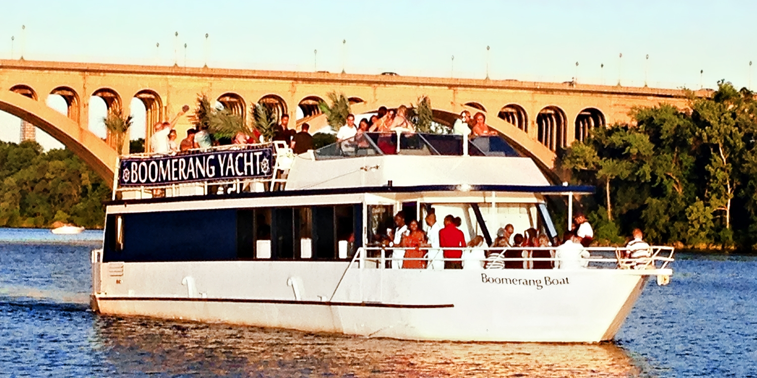 $14 & up -- Potomac Sunset Yacht Cruise, Up to 52% Off