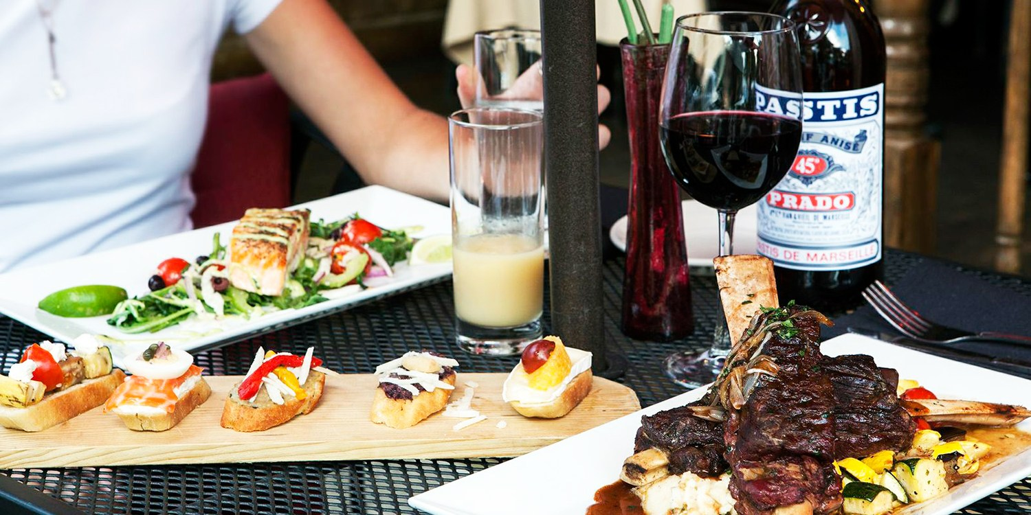 $49 -- Pastis: Top 10 French Dinner for 2 w/Wine, Reg. $108
