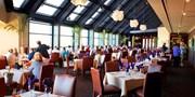 $69 -- Skyline Club Dinner for 2 & Panoramic City Views