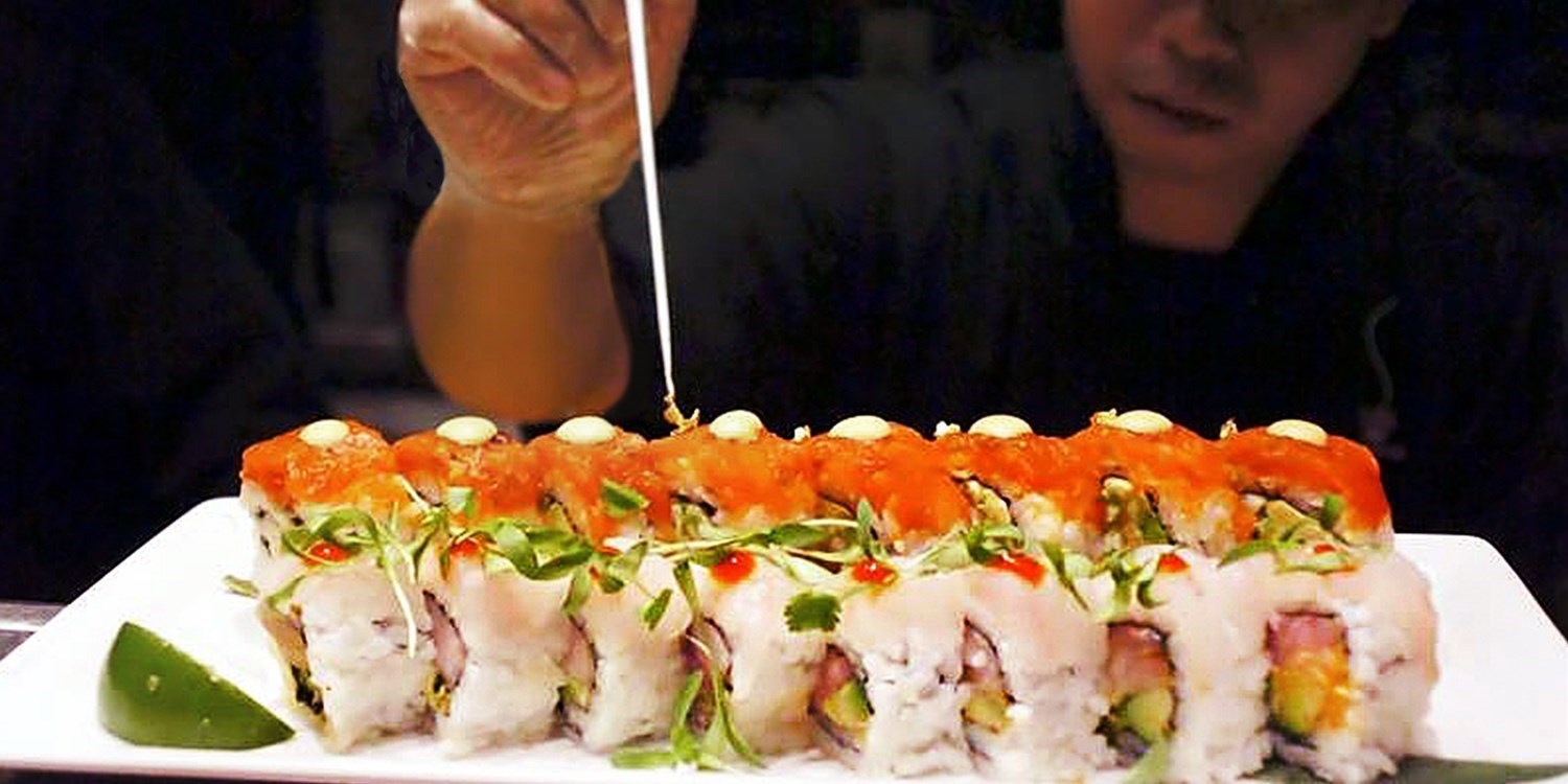 $49 -- Shari Sushi: Half Off Award-Winning Dining for 2