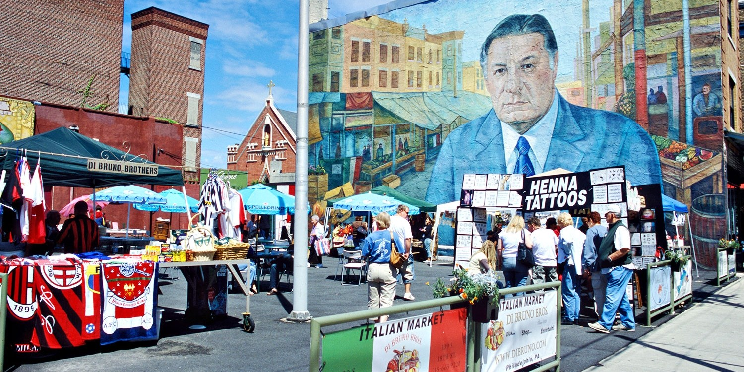$25 -- Italian Market Walking Tour for 2, Reg. $50