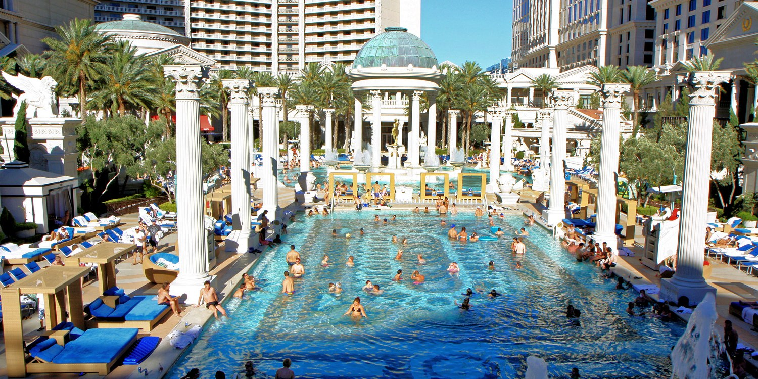 $39 -- VIP Pool Party Hop Pass to 2 Day Clubs, Reg. $79
