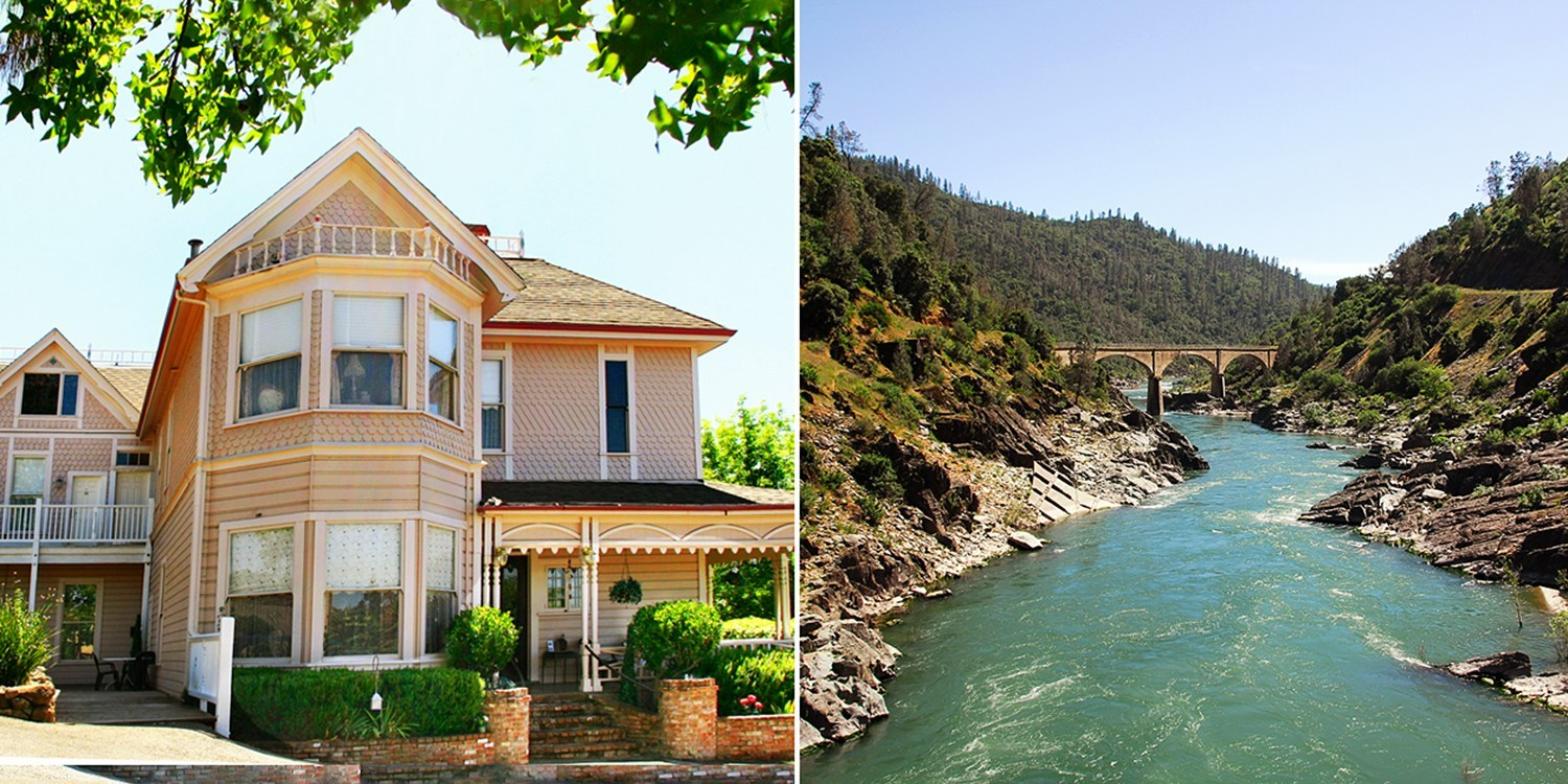 $69 -- Gold Country B&B Escape incl. Craft Beers for 2