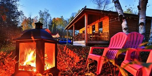 $199 -- Ottawa Valley 2-Night Cottage Stay, Reg. $498