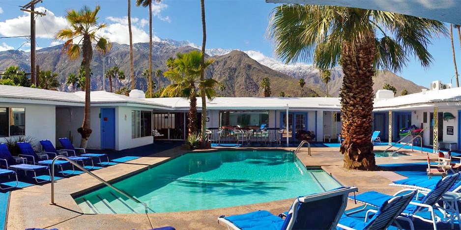Palm Springs Rendezvous -- Palm Springs, CA