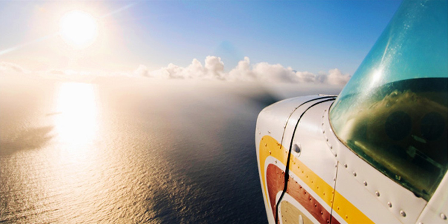 $69 -- Scenic Discovery Flight over Boca Raton, Reg. $250