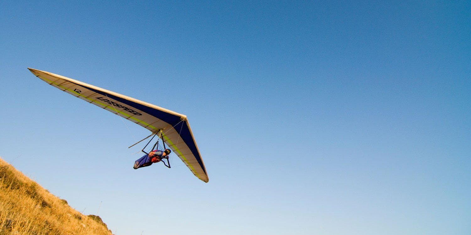 $49 -- Hang-Gliding Half-Day Training Package, Reg. $99