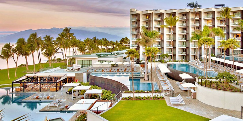 Andaz Maui at Wailea Resort - a concept by Hyatt -- Wailea, HI