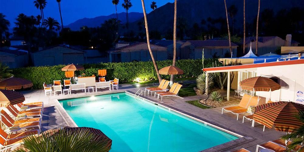 Del Marcos Hotel -- Palm Springs, CA