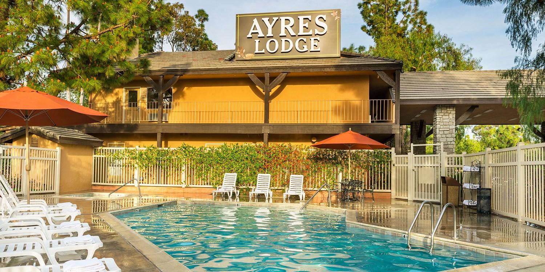 Ayres Lodge Alpine -- Alpine, CA
