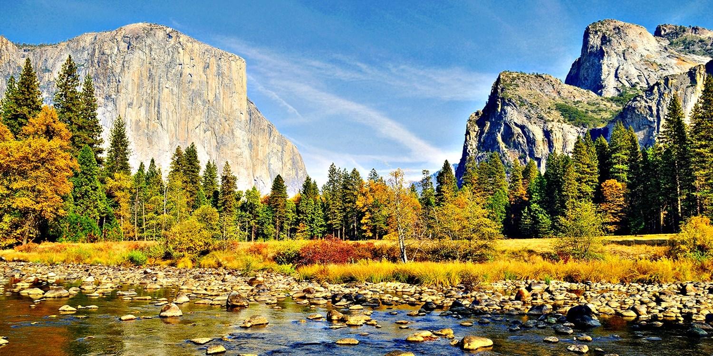$109 -- Scenic 2-Night Cabin Retreat near Yosemite, 40% Off