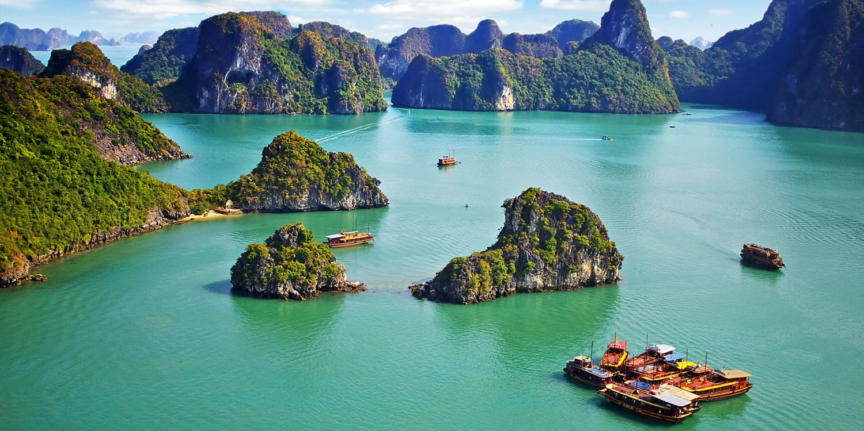 $559 -- Vietnam 7-Night Adventure w/Hotels & Tours, 50% Off