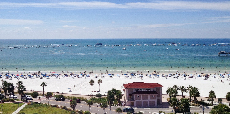Pier House 60 Marina Hotel -- Clearwater Beach, FL