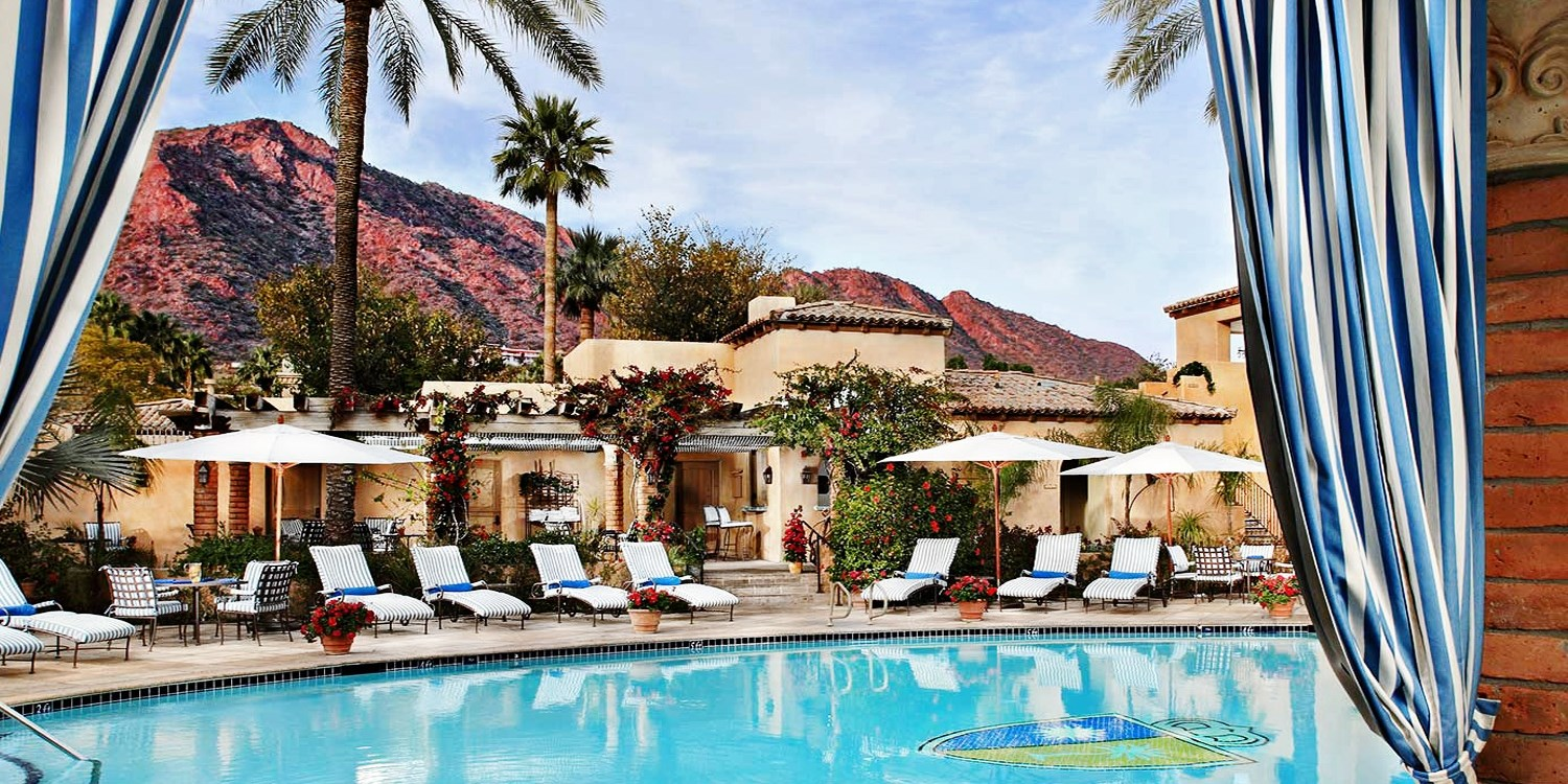 $115 -- Royal Palms Spa Day: Massage, Pool & Bubbly, 50% Off