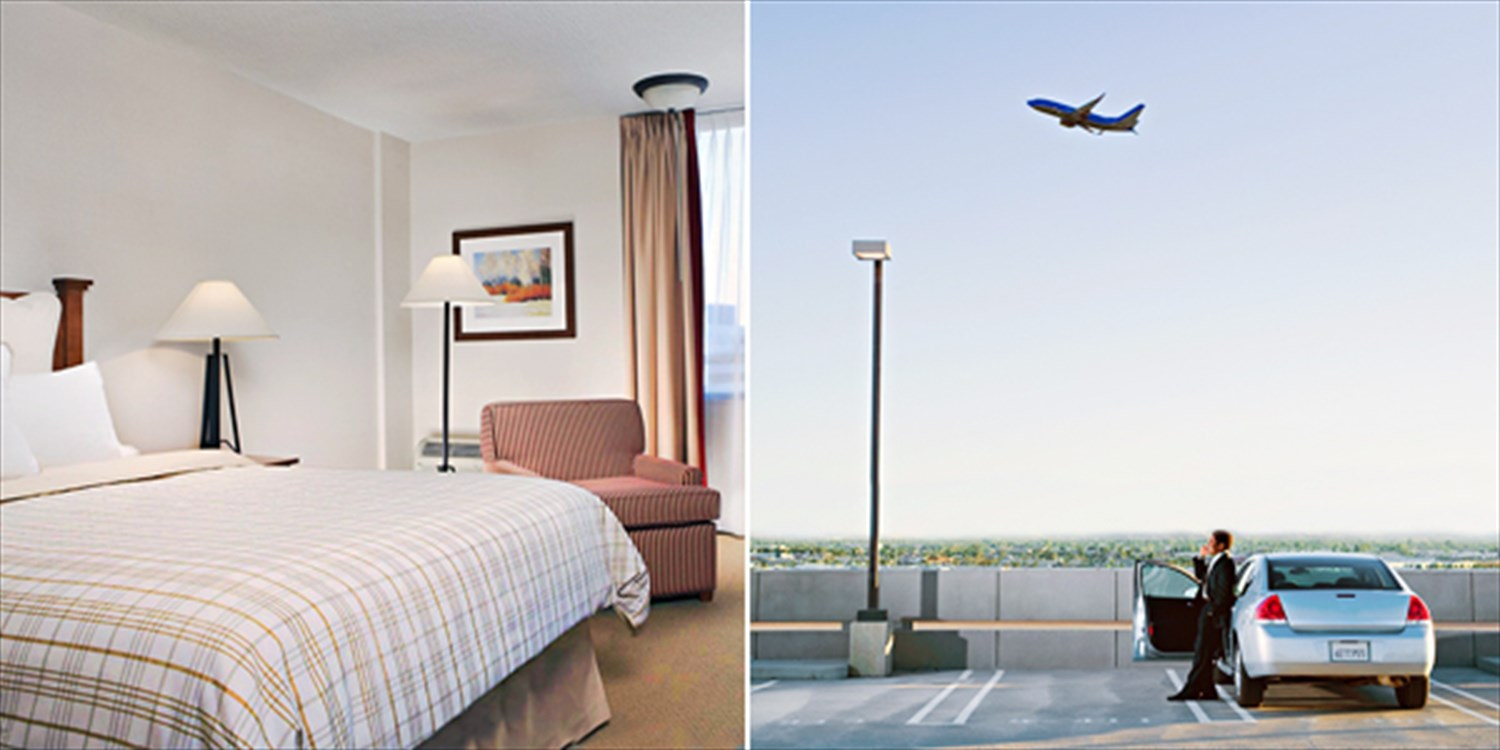 $90 -- Toronto Airport Hotel w/10 Days of Parking