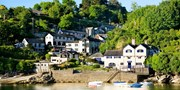 £199 -- Cornwall: 3-Night 17th-Century Inn Stay, Save 56%