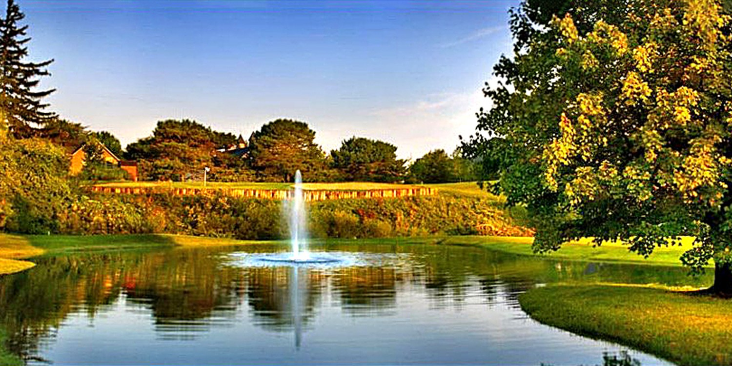 $45 -- Sawmill Creek Golf: Round w/Beer into Oct., 50% Off
