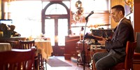 Birraporetti's: Unlimited Jazz Brunch at 2 Locations