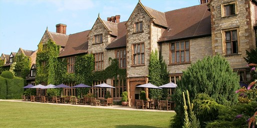 £35 -- Country Manor Spa Day inc Massage & Facial, 49% Off