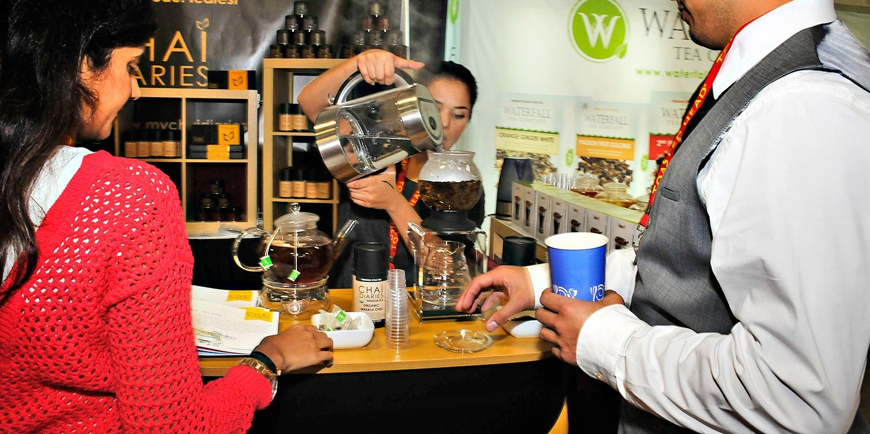 $10 -- Food Network Pick: Coffee & Tea Fest w/40+ Tastings