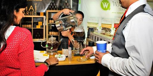 $12 -- Coffee & Tea Fest in Philly on Nov. 5-6