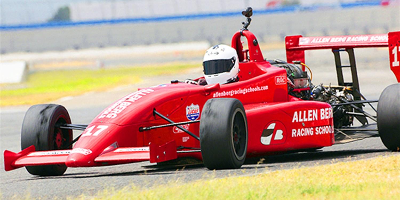 $199 -- 50% Off 20-Lap Formula One Style Racing School