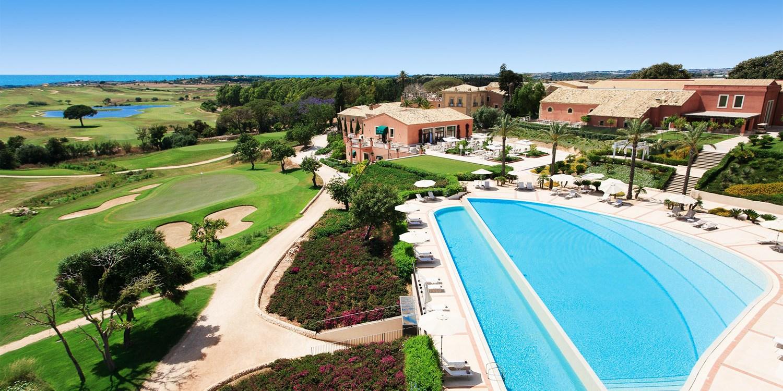 Donnafugata Golf Resort & Spa -- Ragusa, Italien