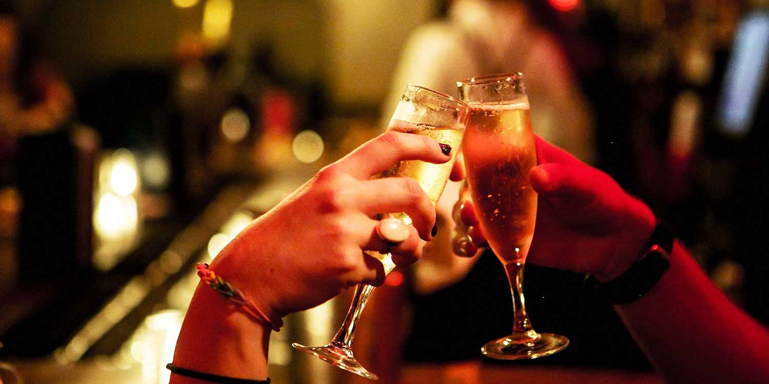 $49 -- 3 'Best of NYC' Bars: Bottles of Champagne to Share