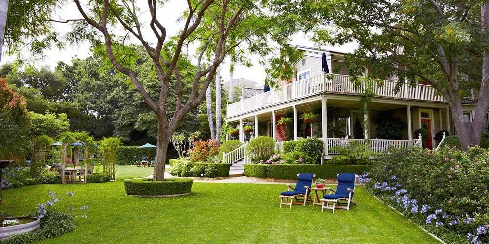 Simpson House Inn -- Santa Barbara, CA