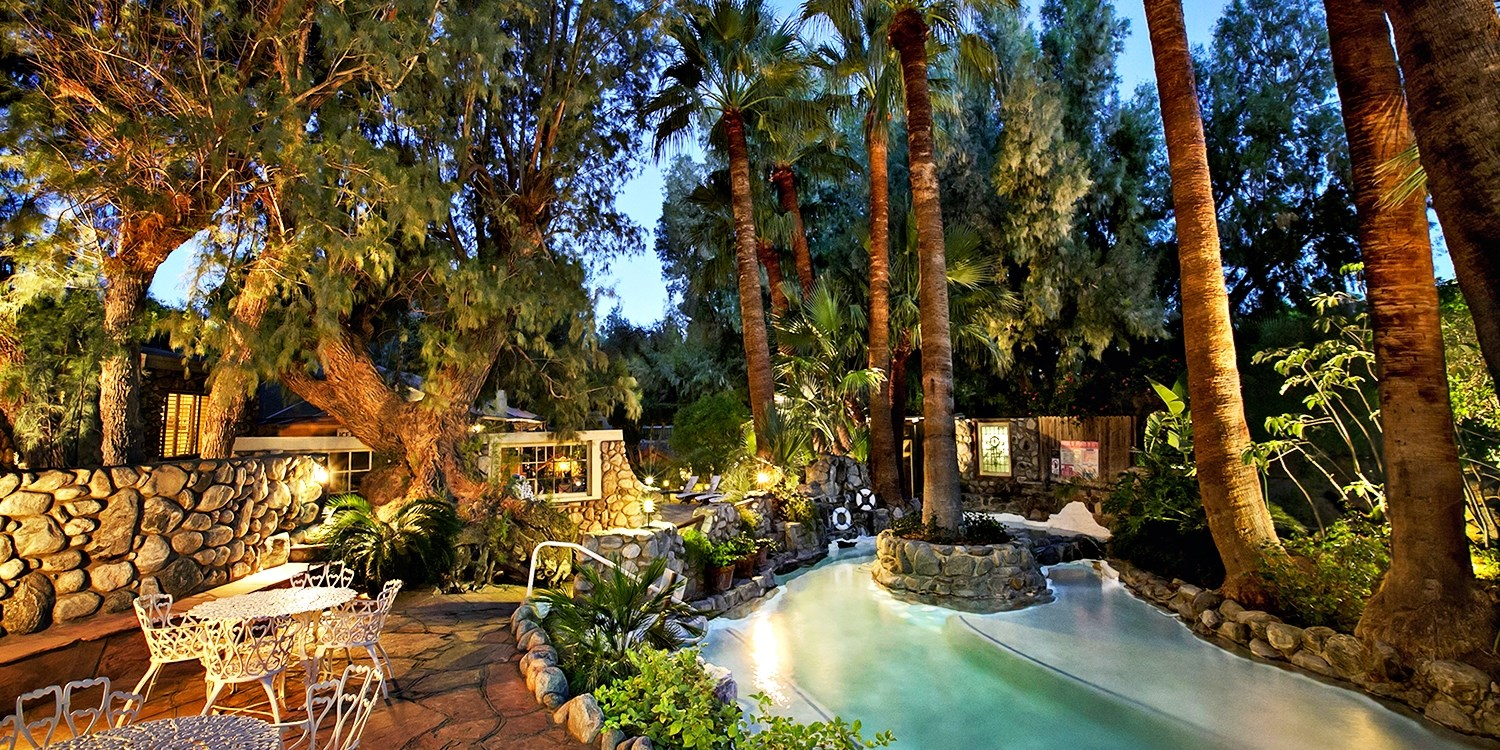 $185 -- Palm Springs in Winter: Half Off Adults-Only Resort