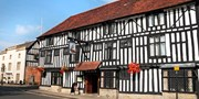 £99 -- Warwickshire: Tudor-Inn Stay w/Dinner, Was £179