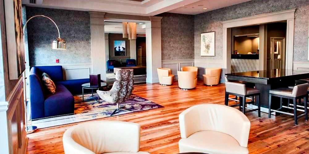 DoubleTree by Hilton Hotel Savannah Historic District -- Savannah, GA