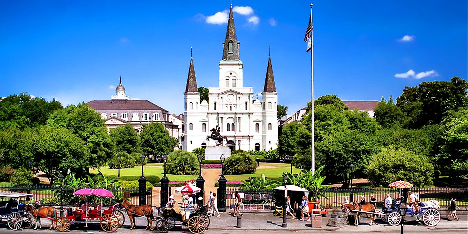 $24 -- USA Today-Praised Historic New Orleans Tour for 2