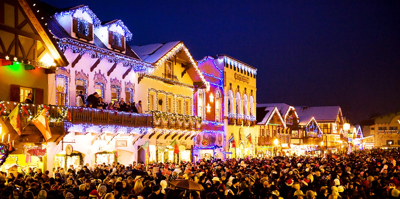 $69 -- Leavenworth Christmas Lights Excursion, Reg. $110