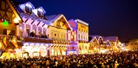$69 -- Luxe Coach Trip to Leavenworth Christmas Lighting
