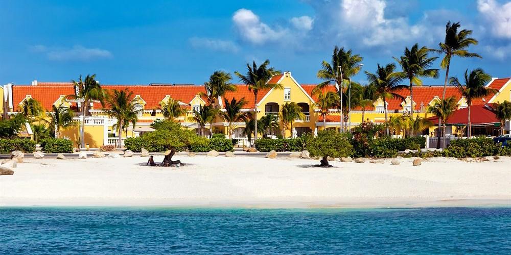 Amsterdam Manor Beach Resort -- Aruba