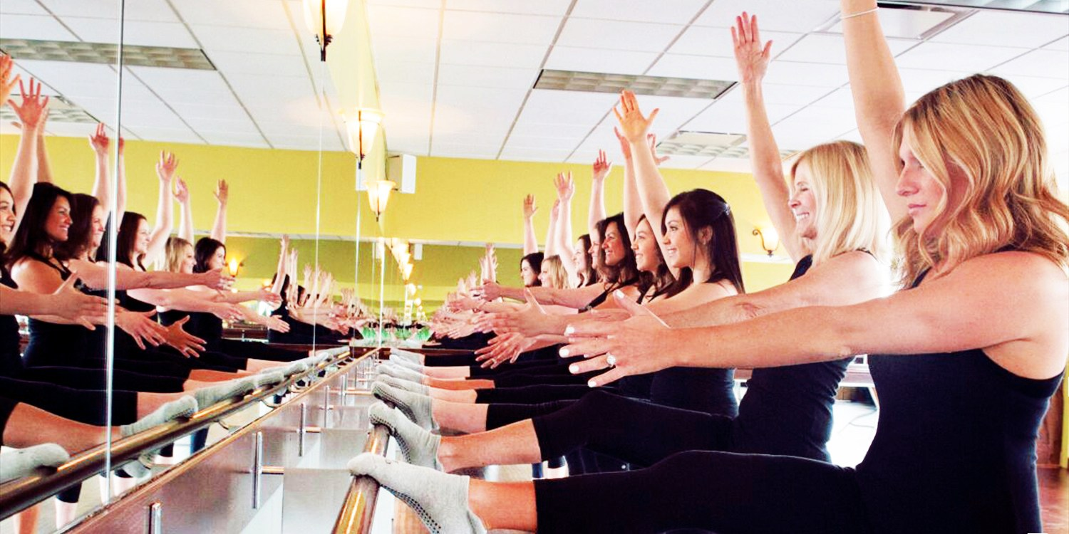 $99 -- Barre Cleveland: Month of Unlimited Classes, 60% Off