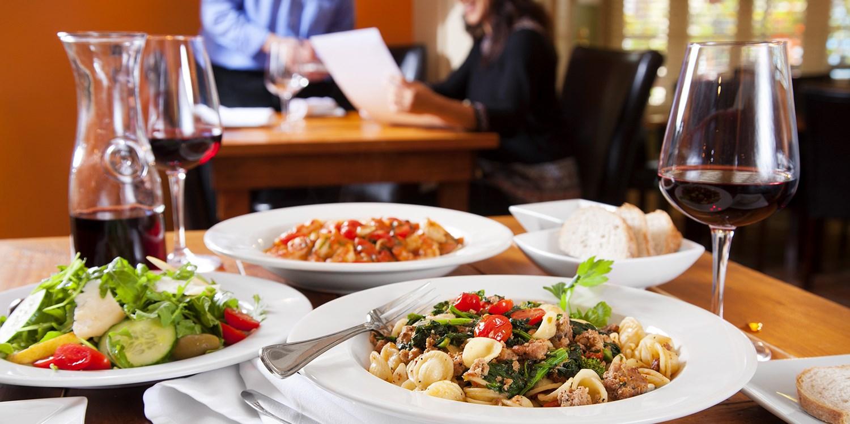 $59 -- Grano Emporio: Top 10 Italian Dinner for 2, 40% Off