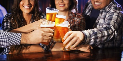 $45 -- Calgary International Beerfest for 2 w/$40 in Tokens