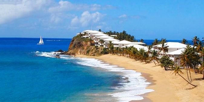 Curtain Bluff Resort - All Inclusive -- Antigua and Barbuda