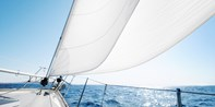 $119 -- Sailing Cruise for 2 on 45-Foot Yacht, 50% Off