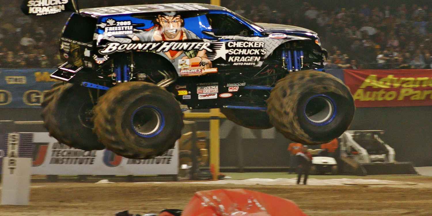 $45 -- Monster Truck Nationals: VIP Experience for 2
