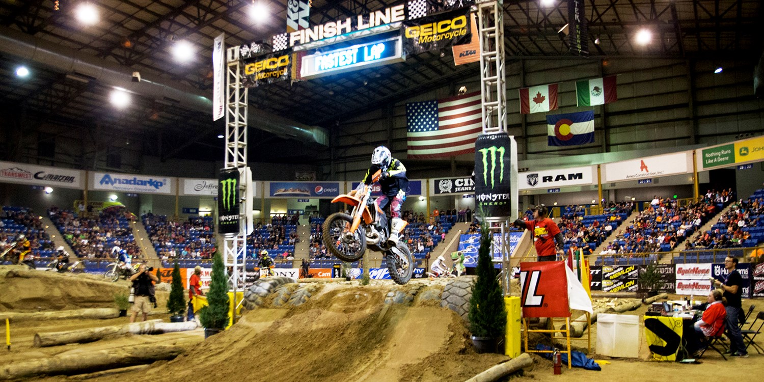 10 Endurocross Series At National Western Events