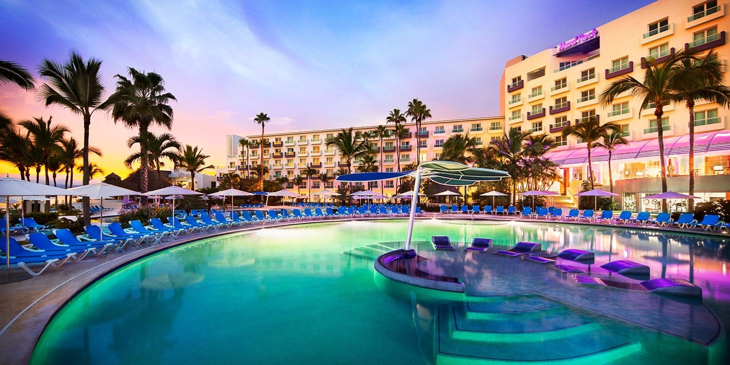 Hard Rock Hotel  Vallarta, All Inclusive  -- Puerto Vallarta-Riviera Nayarit, Mexico