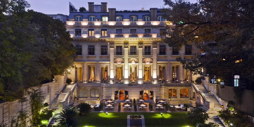 Palacio Duhau - Park Hyatt Buenos Aires -- Buenos Aires, Argentina