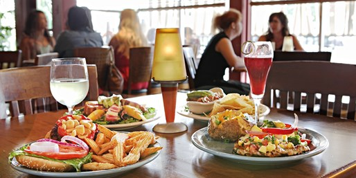 Denton: Dine Anytime at the GreenHouse, 50% Off