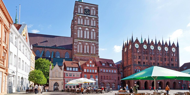 59€ – Ostsee-Auszeit in der Welterbe-Stadt Stralsund, -47% -- Stralsund