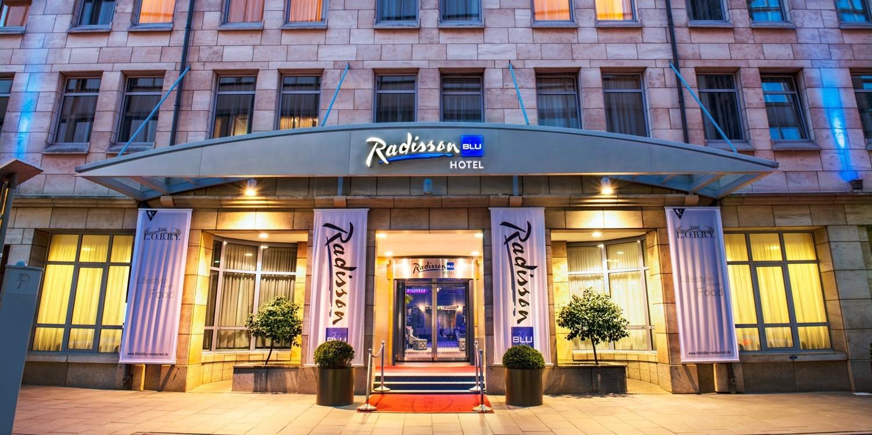 Radisson Blu Hotel, Bremen -- Bremen, GA, USA